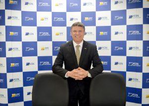 Ivan Tauffer, Presidente da Federação das Câmaras de Dirigentes Lojistas de Santa Catarina (FCDL/SC)