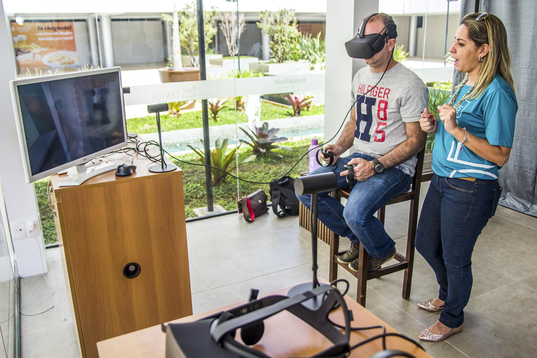Dos games às prateleiras: como a realidade virtual mudou o varejo