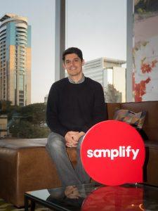 marc_artigo_Ernesto Villela, CEO Samplify