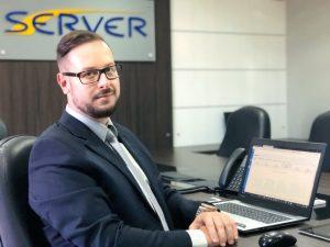 Marcos Zanelatto, diretor comercial da empresa