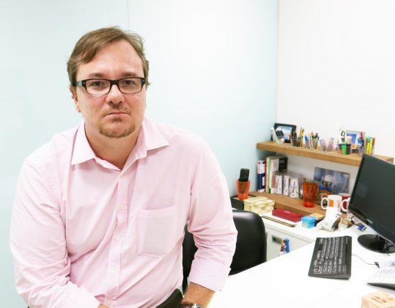 Filipe Pessoa, executivo-chefe de empreendedorismo do CESAR  Crédito: CESAR Recife/Divulgacao